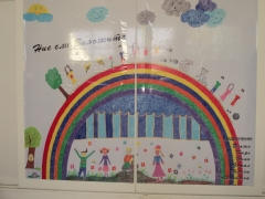 <h5>My piece for peace</h5><p>My piece for peace  /  Kliment Ohridski School  /  Miravci, Gevgelija, Macedonia</p>