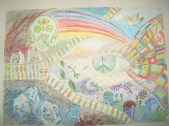 <h5>Unzeep the peace</h5><p>Unzeep the peace  /  Marija Markovska  /  Elpida Karamandi School  /  Bitola, Macedonia </p>